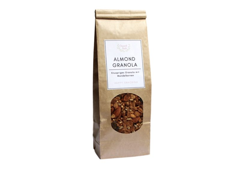 Almond Granola Produktbild