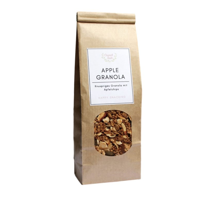 Apple Granola Produktbild