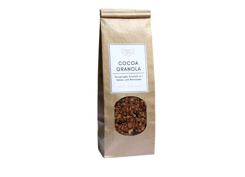 Cocoa Granola Produktbild