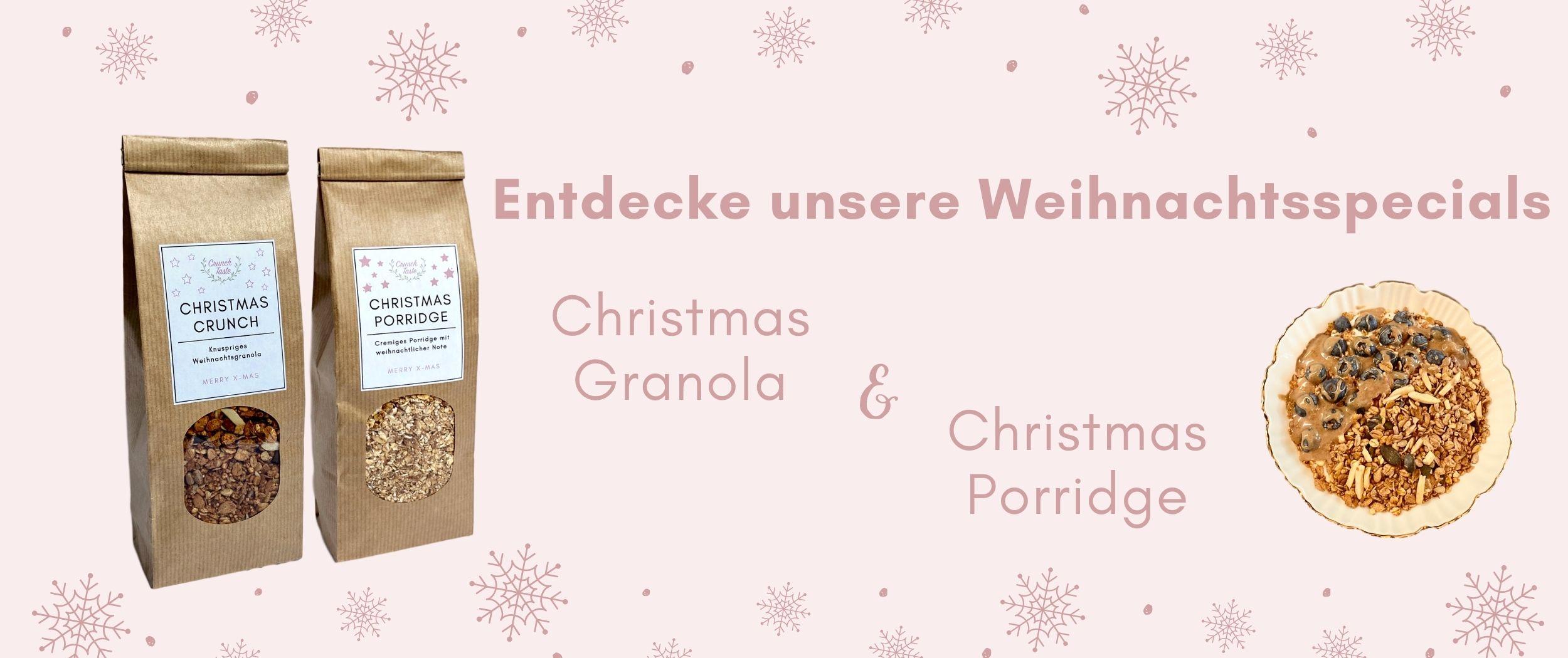 Christmas Crunchtaste